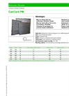 CamCarb - Model PM - Loose Fill Carbon Filters- Brochure