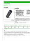 CamCarb - Model CG - Loose Fill Carbon Filters Brochure