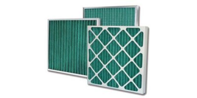 AeroPleat - Model Eco, Green & Metal - High-performance Pleated Panels