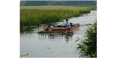 Conver - Model C430H - Mowing Boats