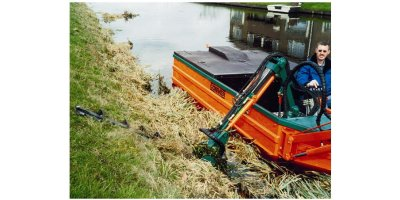 Conver - Model C480H - Mowing Boats