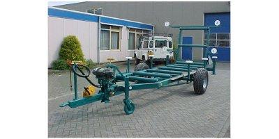 Conver - Model CTP430/CTP480 - Mowing Boattrailer