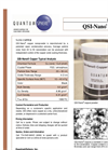 QSI-Nano - Copper Nanopowder Brochure