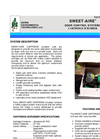 Sweet-Aire - Odor Control Systems Cartridge Scrubber – Brochure