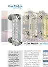 Kytola Instruments Models L Flowmeters