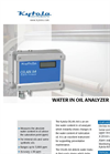 Kytola Instruments Model Oilan A4 Water in Oil Analyzer