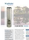 Model TL - Flow Meter Brochure