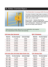 FabEnCo - Model XL Series - Extended Coverage Self-Closing Safety Gate - Datasheet