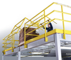 The Most Common Warehouse Safety & Mezzanine Fall Hazards