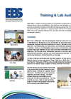 EBS Laboratory and Training Audits
