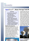 AquaBlend - Water Storage Tank Mixing System Brochure