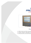 Procal - Model 1100 - Emissions Analyser Control Units Brochure