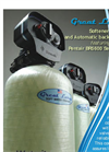 Pentair - BR5600 Series - Softene and Automatic Backwash Filters - Brochure