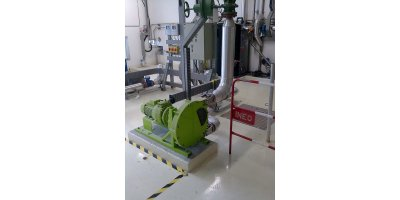 Albin peristaltic`s pumps for water treatment