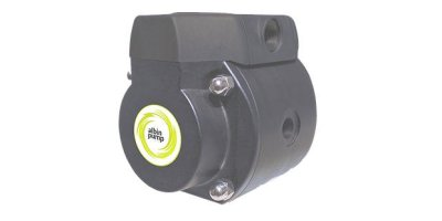 Albin - Model AOFD AD 15 - Air Operated Floating Diaphragm Pump 1 to 25 l/min - up to 7 bar