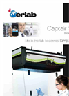 Captair Smart - Laboratory Fume Hoods Brochure