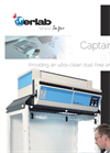 Erla - Captair Flow Laminar Flow Hoods Brochure