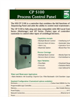 Model CP 5100 - Blower Control Panel- Brochure