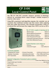 Model CP 3100 - Blower Control Panel - Brochure