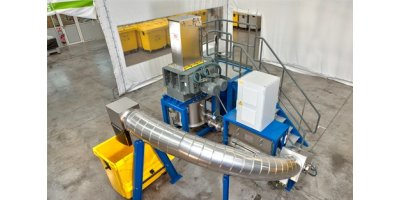 AMB Ecosteryl  - Model Serial 75 - Hospital Waste Treatment Systems