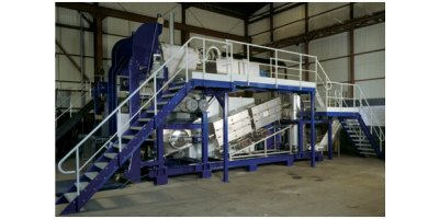 AMB Ecosteryl - Model Serial 250 - Medical Waste Treatment Systems
