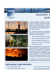 Hazard & Risk Services - Brochure