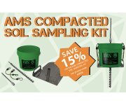 AMS Compacted Soil Sampling Kit