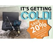 AMS Frozen Soil Powered Auger Kit - Hot Deal