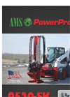 AMS PowerProbe - Model 9520-SK - Skid Loader - Brochure