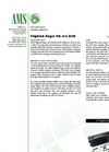 Flighted Auger Kit without Drill - Datasheet