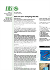 SST - Soil Core Sampling Mini Kit - Technical Datasheet