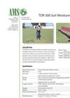 TDR 300 Soil Moisture Meter Datasheet