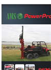 AMS PowerProbe - 9120-RAP Machine - Brochure