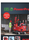 AMS PowerProbe - Model 9130-VTR - Track Mounted System - Brochure