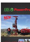 AMS PowerProbe - 9520-VTR - Versatile Drill Rig Brochure