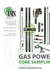 Gas Powered Core Sampling Kit - Brochure