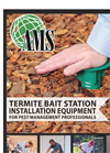 AMS Pest Control Equipment - Brochure