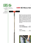 AMS ClearView - Model EZ - Kleen Soil Probe - Datasheet