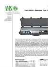 AMS - Aluminum Tank Sampling Kit - Brochure