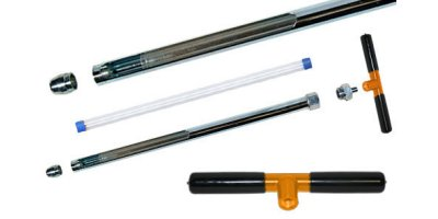 AMS - Dual-Purpose Replaceable-Tip Soil Recovery Probes