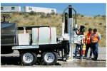 AMS PowerCore - Model Deluxe - Coring System for Pavement Evaluations
