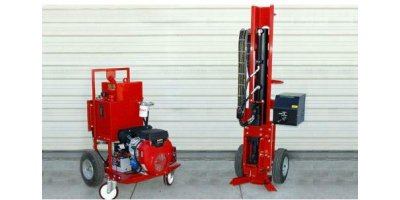 AMS - Model 9110-LAP and 9110-Power - Portable Direct Push Rig