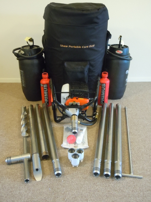 AMS - Shaw Portable Core Drill