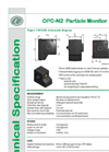 Alphasense - Model OPC-N2 - Dust and Particles Sensors Brochure