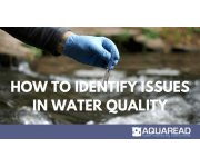 How to identify issues in water quality