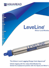 LeveLine - Water Level Monitoring Range - Brochure