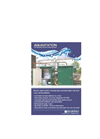 AquaStation - Self Calibrating Remote Water Quality Monitoring Station - Brochure