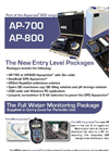 AP-700/800 - Entry Level Packages - Brochure