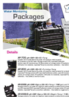 Aquaread Water Monitoring Packages - Brochure