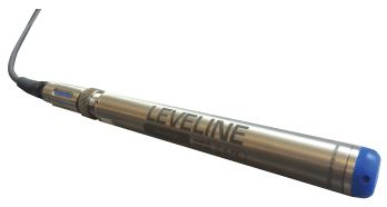 LeveLine - Self Contained Titanium Water Level and Temperature Logger